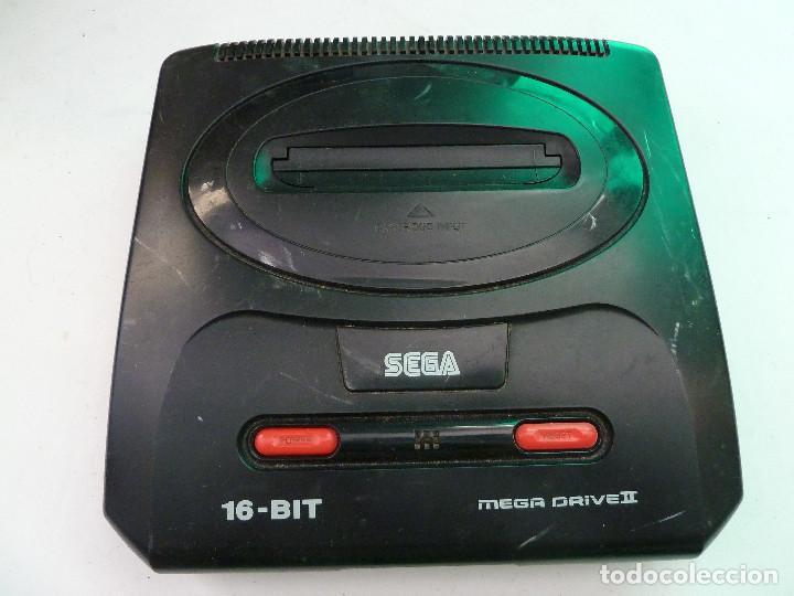 Videojuegos y Consolas: CONSOLA SEGA MEGADRIVE II - 2 - Foto 5 - 124814119