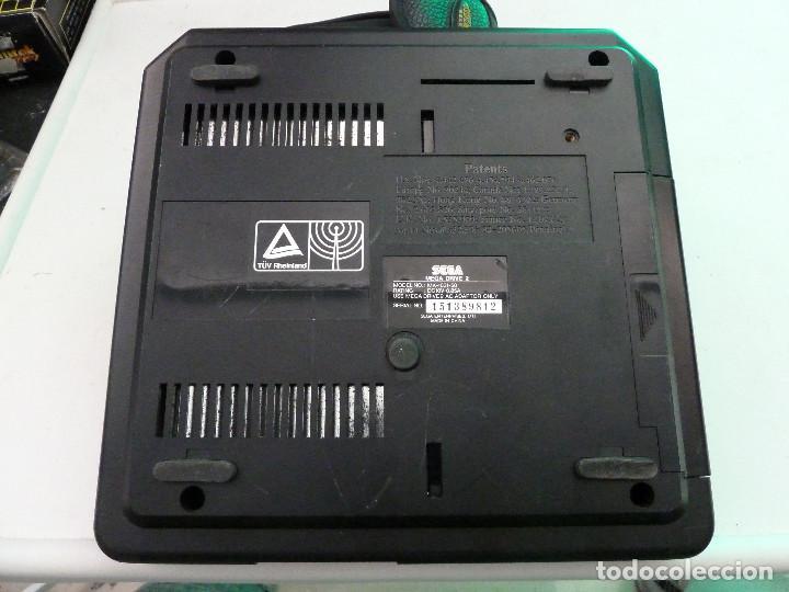 Videojuegos y Consolas: CONSOLA SEGA MEGADRIVE II - 2 - Foto 6 - 124814119