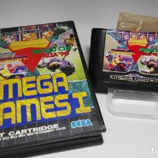 Videojuegos y Consolas: MEGA GAMES 1 ( SEGA MEGA DRIVE - PAL- EURO) J19JC. Lote 125993299