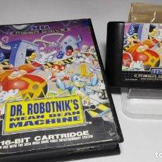 Videojuegos y Consolas: DR. ROBOTINK´S - MEAN BEAN MACHINE ( SEGA MEGA DRIVE - PAL- EURO) J19JC. Lote 125993507