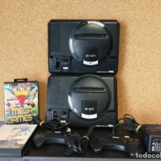 Videojuegos y Consolas: LOTE CONSOLAS MEGA DRIVE. Lote 126039767
