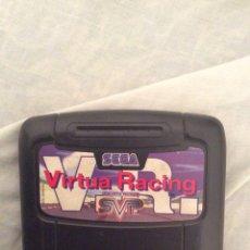 Videojuegos y Consolas: JUEGO DE MEGADRIVE VIRTUA RACING. Lote 126205171