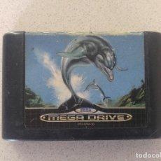 Videojuegos y Consolas: SEGA MEGADRIVE MEGA DRIVE ECCO THE DOLPHIN PAL . Lote 126841267