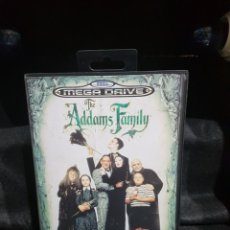 Videojuegos y Consolas: SEGA MEGADRIVE THE ADDAMS FAMILY. Lote 126918658