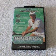 Videojuegos y Consolas: JUEGO SEGA MEGADRIVE MEGA DRIVE: WIMBLEDON --- COMPLETO.. Lote 127524671