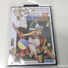 Videojogos e Consolas: MONSTER WORLD IV. Lote 127688051
