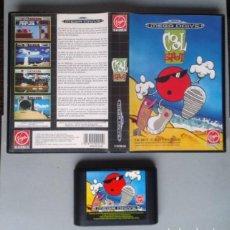 Videojuegos y Consolas: JUEGO SEGA MEGA DRIVE COOL SPOT INCLUYE CAJA BOXED PAL R7778. Lote 128257075