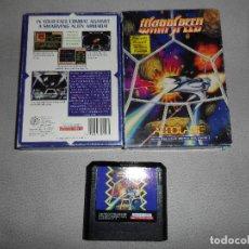 Video Games and Consoles - SEGA MEGADRIVE WARPSPEED PAL ESP SIN INSTRUCCIONES - 128540891