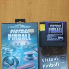 Videojuegos y Consolas: JUEGO VIRTUAL PINBALL. Lote 128813879