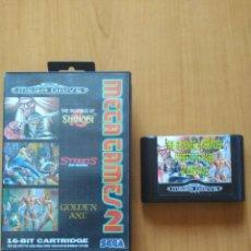Videojuegos y Consolas: JUEGO MEGA GAMES 2. Lote 128813991