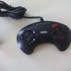 Videojuegos y Consolas: MANDO ORIGINAL PARA CONSOLA SEGA MEGA DRIVE. FUNCIONANDO. CONTROL PAD. MEGADRIVE. Lote 130413458