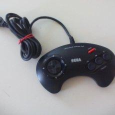 Videojuegos y Consolas: MANDO ORIGINAL PARA CONSOLA SEGA MEGA DRIVE. FUNCIONANDO. CONTROL PAD. MEGADRIVE. Lote 130413622