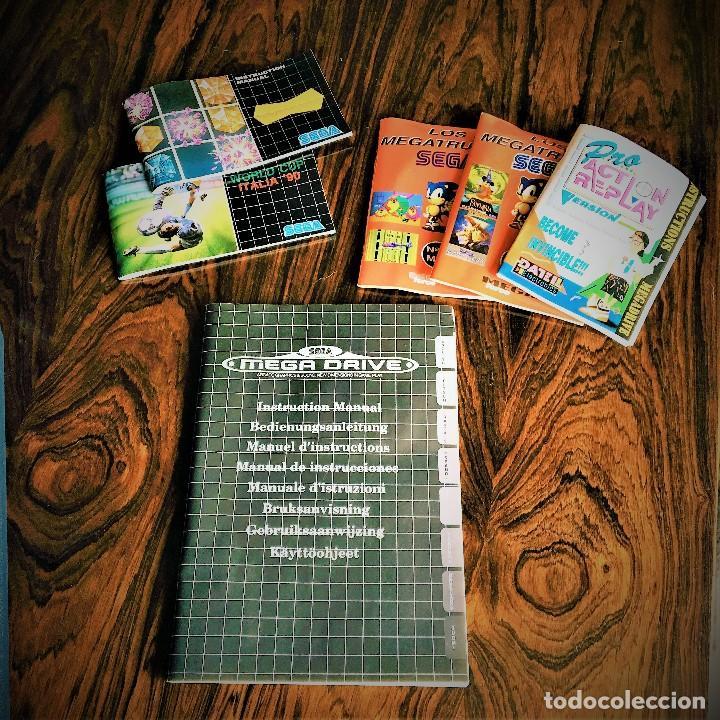 Videojuegos y Consolas: Consola SEGA MegaDrive impecable con extras - Foto 3 - 130585410