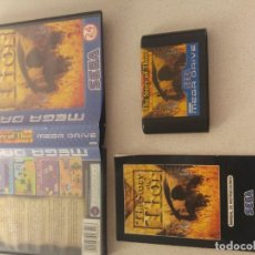 Videojuegos y Consolas: STORY OF THOR SEGA MEGADRIVE MEGA DRIVE COMPLETO PAL-ESPAÑA. Lote 131086968