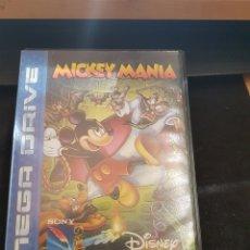 Videojuegos y Consolas: SEGA MEGADRIVE MICKEY MANIA. Lote 131115009
