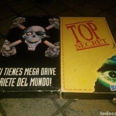 Videojuegos y Consolas: 2 VHS SEGA. Lote 131438051