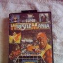 Videojuegos y Consolas: WWF SUPER WRESTLEMANIA SEGA MEGA DRIVE MEGADRIVE GENESIS. Lote 131442362