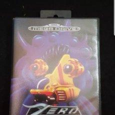 Videojuegos y Consolas: SEGA MEGADRIVE ZERO WING COMPLETO. Lote 131510873