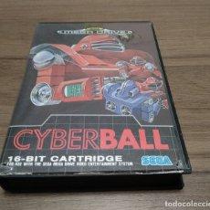 Videojuegos y Consolas: CYBERBALL - MEGA DRIVE. Lote 131881602