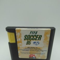 Videojuegos y Consolas: FIFA SOCCER 95 SEGA MEGADRIVE. Lote 132138934