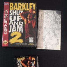Video Games and Consoles - juego para la consola sega genesis ( mega drive ) barkley shut up and jam 2 - 133239258