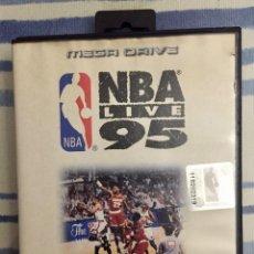Video Games and Consoles - SEGA MEGADRIVE.NBA LIVE 95. - 133243674