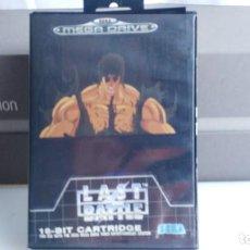 Videojuegos y Consolas: JUEGO PARA SEGA MEGADRIVE THE LAST BATTLE . Lote 133729538