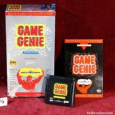 Videojuegos y Consolas: GAME GENIE, MEGA DRIVE.. Lote 133790054