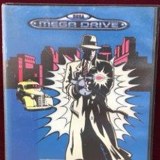 Videojuegos y Consolas: MEGA DRIVE DICK TRACY. Lote 134033259