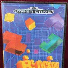 Videojuegos y Consolas: MEGA DRIVE BLOCKOUT. Lote 134034574