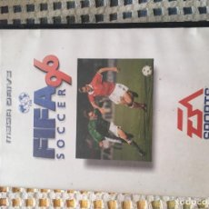 Videojuegos y Consolas: FIFA 96 SOCCER FOOTBALL SEGA MEGA DRIVE MEGADRIVE KREATEN MD SMD. Lote 134128066