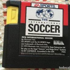 Videojuegos y Consolas: FIFA INTERNATIONAL SOCCER SOLO CARTUCHO SEGA MEGA DRIVE MEGADRIVE KREATEN MD SMD. Lote 134128646