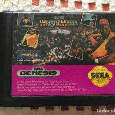 Videojuegos y Consolas: WWF SUPER WRESTLEMANIA LUCHA LIBRE 1992 SEGA MEGA DRIVE MEGADRIVE KREATEN MD SMD. Lote 134128838
