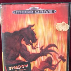 Videojuegos y Consolas: MEGA DRIVE SHADOW OF THE BEAST II. Lote 134541945