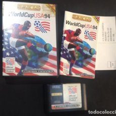 Videojuegos y Consolas: JUEGO SEGA MEGA DRIVE MEGADRIVE WORLD CUP USA 94. Lote 135334422