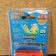 Videojuegos y Consolas: CONSOLA ARCADE NANO MEGA DRIVE COLUMNS. Lote 196528596
