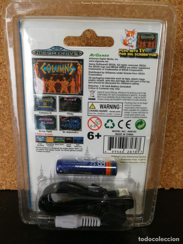 Videojuegos y Consolas: CONSOLA ARCADE NANO MEGA DRIVE COLUMNS - Foto 3 - 137667490