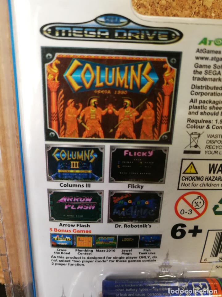 Videojuegos y Consolas: CONSOLA ARCADE NANO MEGA DRIVE COLUMNS - Foto 4 - 137667490