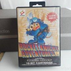 Jeux Vidéo et Consoles: JUEGO PARA SEGA MEGADRIVE ROCKET KNIGHT ADVENTURES. Lote 138110858