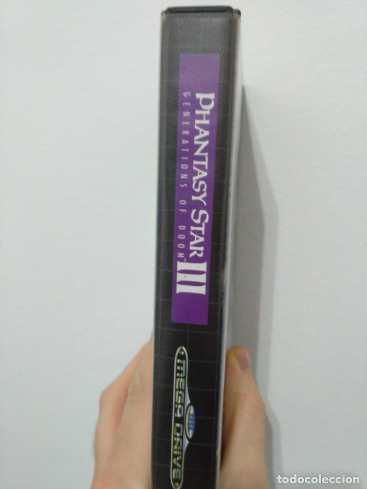 Videojuegos y Consolas: Phantasy Star III, de Megadrive. Rara edición asiática en inglés. - Foto 9 - 138569186