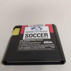 Videojuegos y Consolas: 1118- FIFA INTERNATIONAL SOCCER 7255 1993 MADE IN USA Nº 2 SEGA GENESIS. Lote 139268318