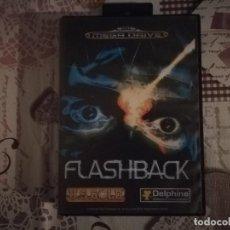 Videojuegos y Consolas: FLASHBACK MEGADRIVE . Lote 139894306