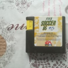 Video Games and Consoles - FIFA SOCCER 95 MEGADRIVE - 140606502