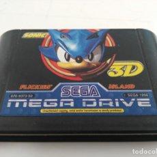 Videojuegos y Consolas: JUEGO PARA SEGA MEGADRIVE SONIC 3D . Lote 140853322