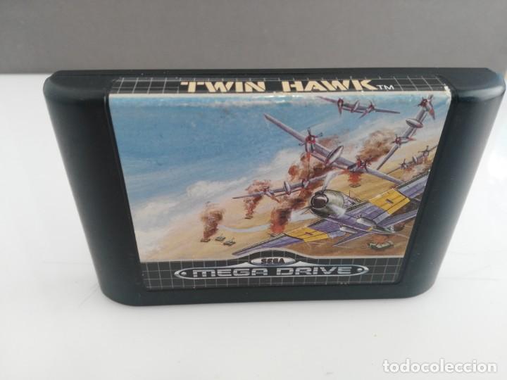 JUEGO PARA SEGA MEGADRIVE TWIN HAWK (Juguetes - Videojuegos y Consolas - Sega - MegaDrive)