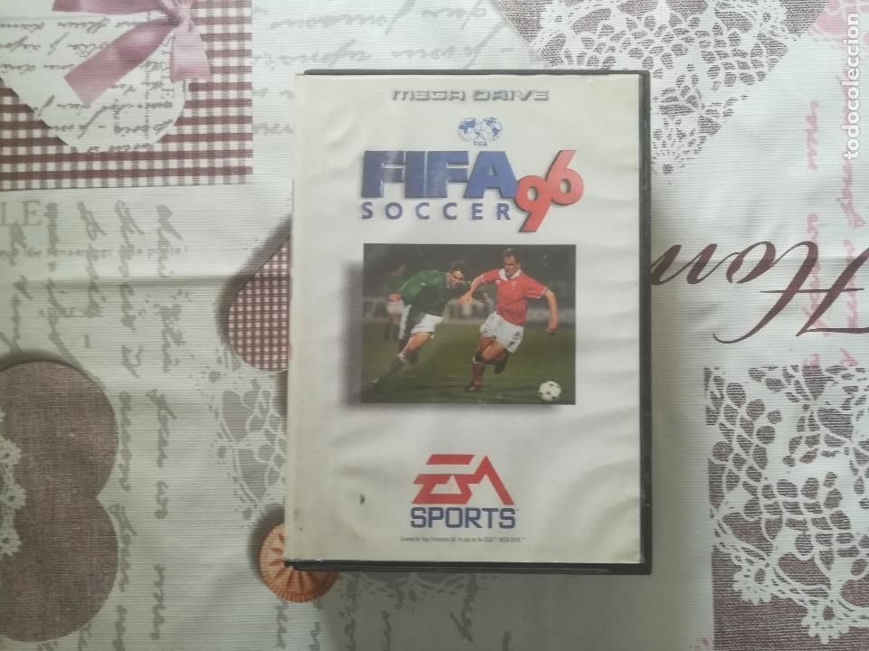 FIFA SOCCER 96 MEGADRIVE (Juguetes - Videojuegos y Consolas - Sega - MegaDrive)