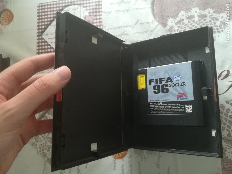 Videojuegos y Consolas: FIFA SOCCER 96 MEGADRIVE - Foto 2 - 140870970