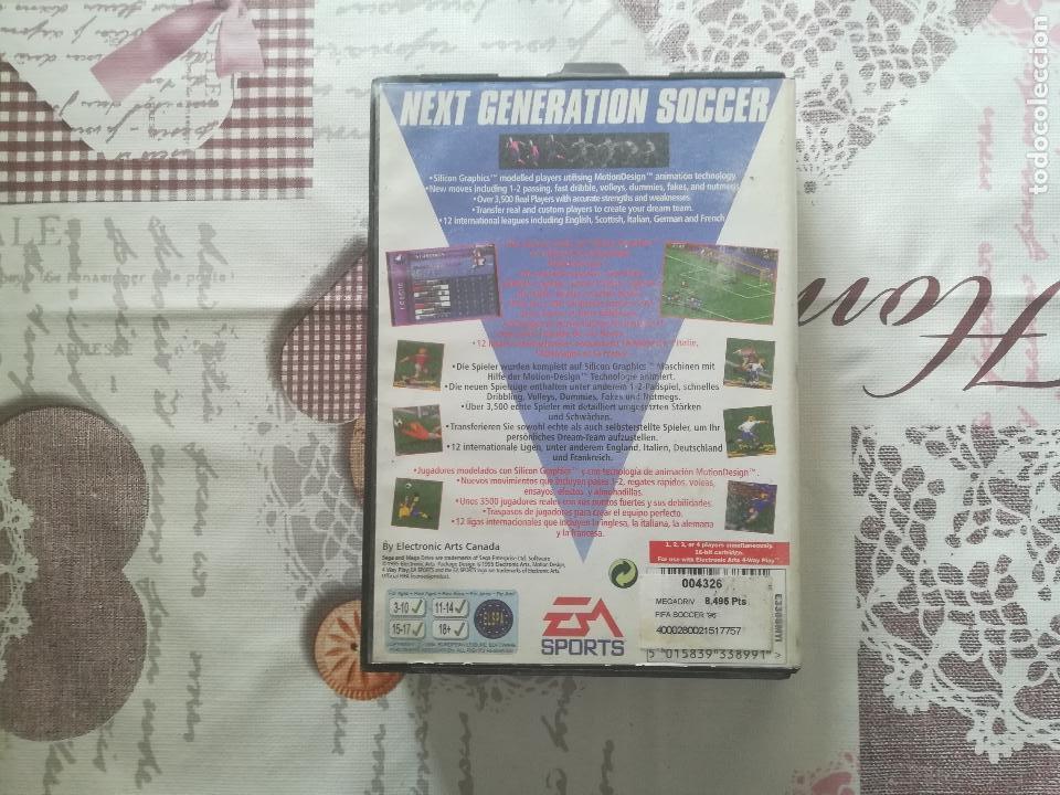 Videojuegos y Consolas: FIFA SOCCER 96 MEGADRIVE - Foto 3 - 140870970