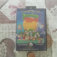 Videojuegos y Consolas: LEMMINGS 2 THE TRIBES MEGADRIVE. Lote 141204402