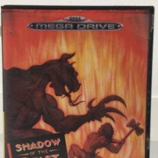 Videojuegos y Consolas: MEGA DRIVE SHADOW OF THE BEAST II. Lote 141479182